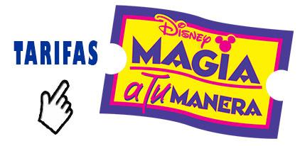 Magia a tu Manera® admission